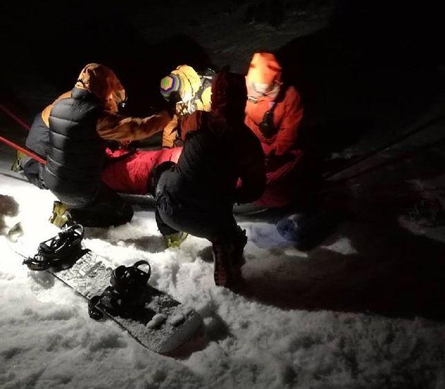 Ratownicy odnaleźli zaginionego Polaka po ponad 3 godzinach poszukiwań.