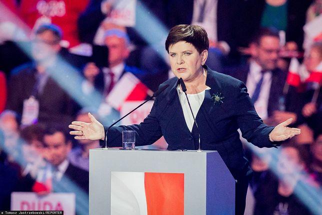 Beata Szydło podaje dane o zamykanych oddziałach szpitalnych. Jednak nie oddają one prawdziwego obrazu.