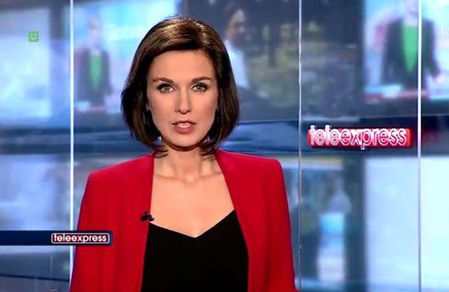 """Agata Biały-Cholewińska nową prowadzącą """"Teleexpress"""". Jej nazwisko brzmi znajomo? To nie przypadek"""