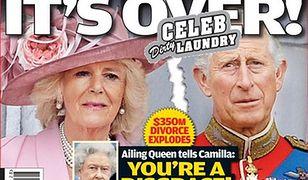 Camilla i Karol: będzie rozwód?!