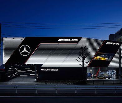 Mercedes otwiera niezależne salony AMG na całym świecie
