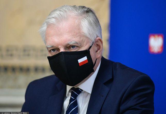 """Gowin współpracuje z opozycją? """"Nie wycofam się z poparcia dla prof. Wiącka"""""""