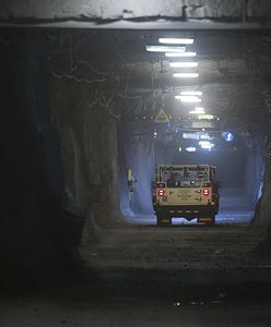 Dolny Śląsk. Wstrząs w kopalni Rudna