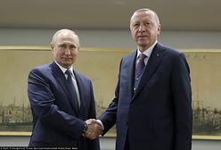 Władimir Putin i Tayyip Erdogan domagają się zawieszenia broni w Libii