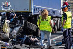 Tragiczny wypadek na S3. Nie żyje 13-latka