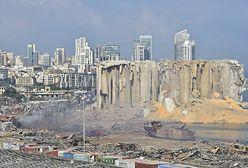 Wybuch w Bejrucie. Nowe dane dotyczące ofiar. Minister zdrowia zabrał głos