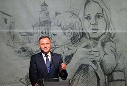 Andrzej Duda: To działania destabilizujące. Nie pozwolimy naruszać naszych granic