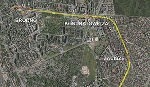 Warszawa. We wtorek znaleziono niewybuch na budowie metra na Bródnie