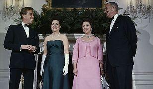 Księżniczka Małgorzata i lord Snowden byli gośćmi w Białym Domu
