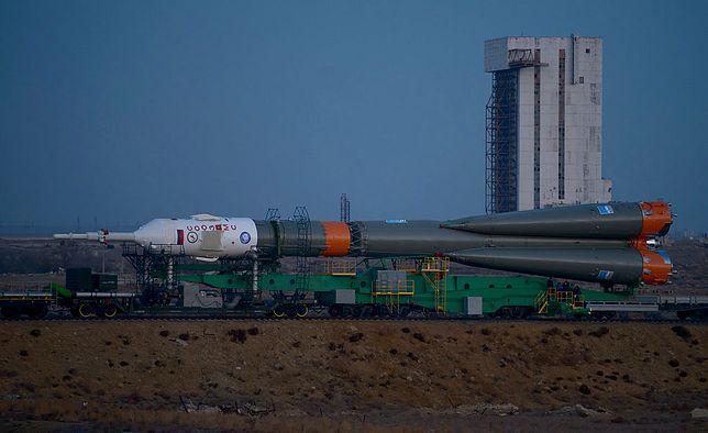 Rosyjska rakieta Sojuz
