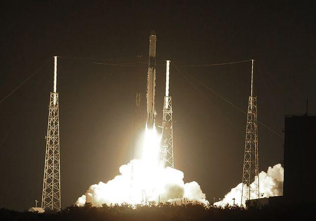 Start Falcona 9 na początku maja 2019 roku