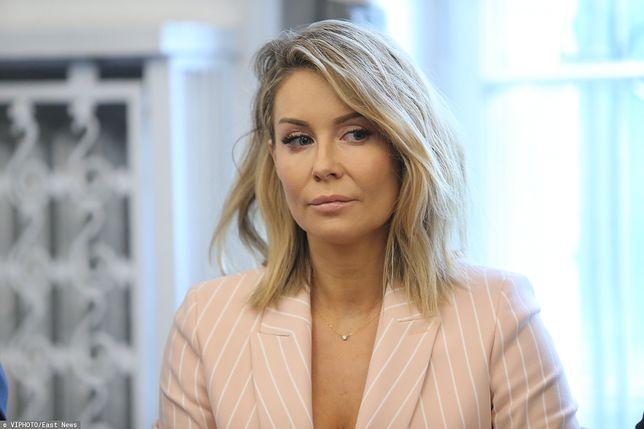 Małgorzata Rozenek-Majdan wywołała zamieszanie na Instagramie