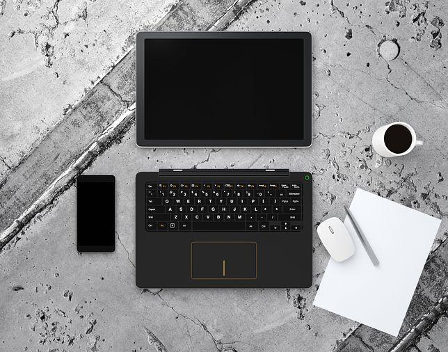 Laptopy konwertowalne i hybrydowe to praktyczny i wygodny sprzęt