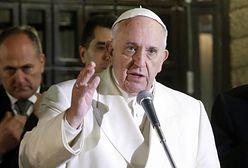 """Mocne słowa papieża. """"Świat nienawidzi chrześcijan"""""""