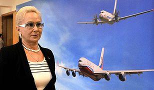 Przewodnicząca MAK Tatiana Anodina
