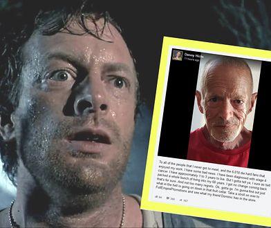 """Danny Hick zagrał w """"Martwym źle II"""" z 1987 r."""
