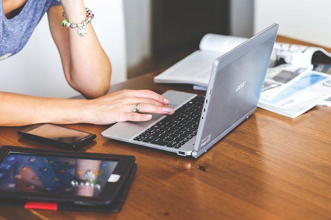 Laptopy 2w1 najczęściej mają niewielkie przekątne