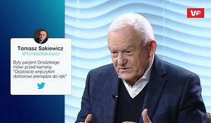Zbigniew Ziobro o Trybunale Stanu dla Tomasza Grodzkiego. Komentarz Leszka Millera