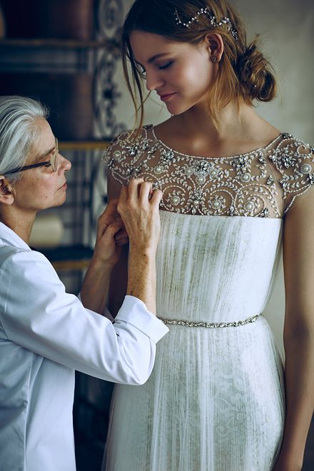Suknia dla panny młodej