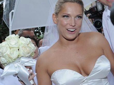 Suknia ślubna - takiej nie zakładaj!