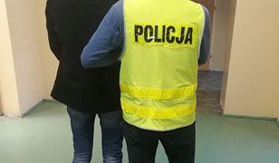 Warszawa. Zatrzymano mężczyznę poszukiwanego za atak w autobusie