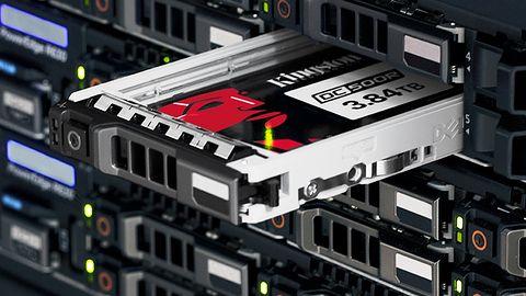 Dyski SSD Kingston DC500 z logo VMware Ready. To gwarancja obsługi przez vSAN oraz vSphere