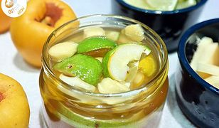 Syrop z pigwy, imbiru i limonki. Domowe remedium na słabe samopoczucie