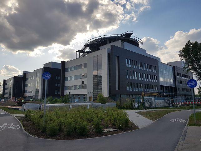 Koronawirus w Warszawie. Wiemy kiedy otwarcie Szpitala Południowego, fot. Szpital Południowy - Facebook