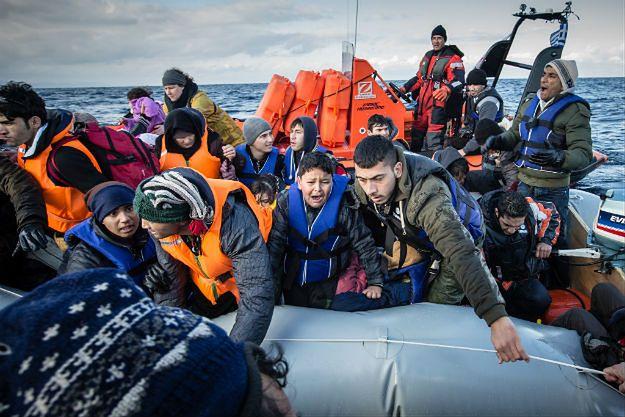 Około 70 migrantów zaginęło na Morzu Śródziemnym
