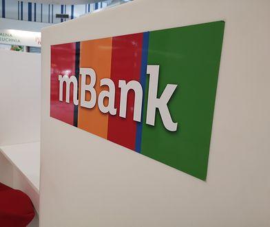 mBank - awaria płatności BLIKiem