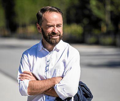 Michał Olszewski jako wiceprezydent Warszawy nadzoruje m.in. Biuro Gospodarki Odpadami Komunalnymi