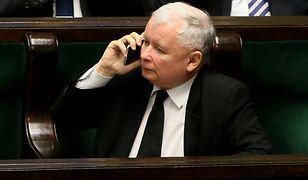 Jarosław Kaczyński ma swój ulubiony bar. Jedzenie zamawia niemal codziennie