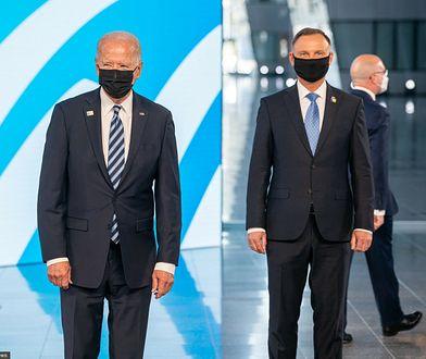 Padło pytanie o spotkanie Biden-Duda. Gość WP nie zabrzmiał optymistycznie