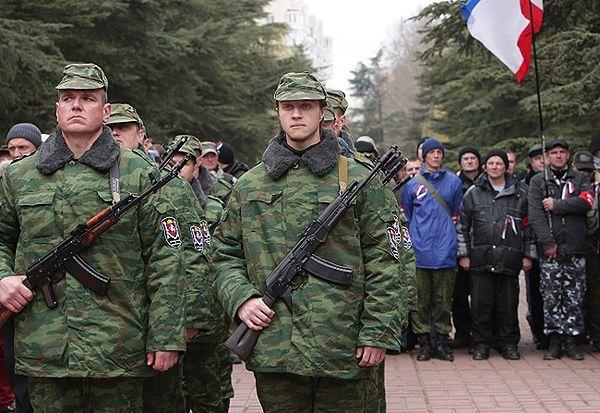 Tzw. samoobrona Krymu