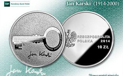Polska moneta nagrodzona prestiżową nagrodą