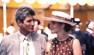 Aug 29, 2001; Hollywood, California, USA; Hollywood, California, USA; FILE PHOTO: 1990; Actor RICHARD GERE as Edward Lewis and actress JULIA ROBERTS as Vivian Ward in the 1990 movie 'Pretty Woman.' Mandatory Credit: Photo by Buenavista/ZUMA Press. (�) Copyright 2001 by Courtesy of Buenavista, HANDOUT/OKO NA SWIAT