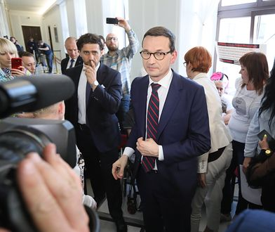 Mateusz Morawiecki zapowiedział, że podatek odczuje tylko 0,5 proc. społeczeństwa