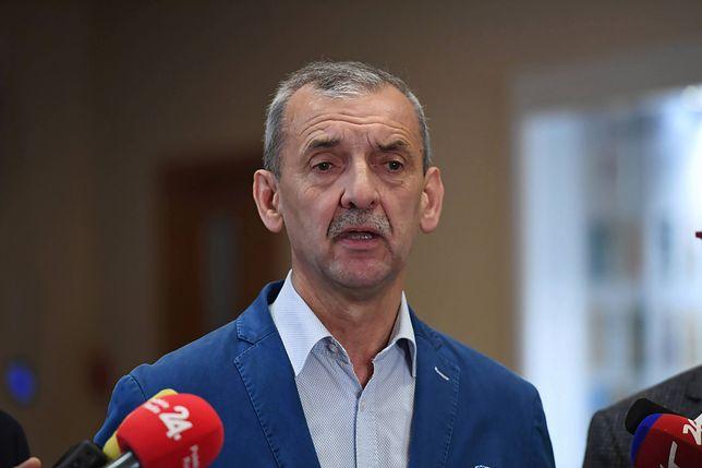 Sławomir Broniarz na czele ZNP