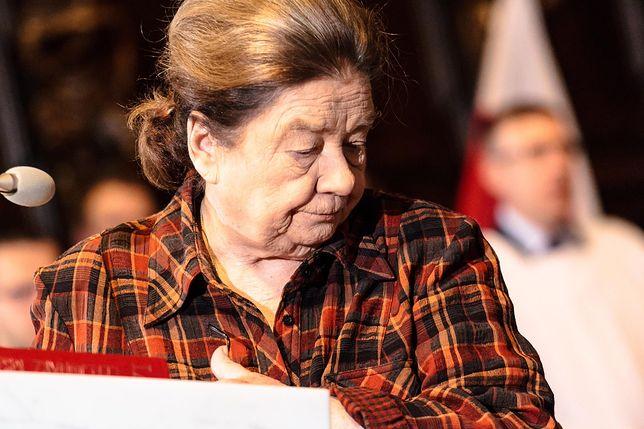 Prezydent napisał list do Katarzyny Łaniewskiej. Pada wiele podniosłych słów