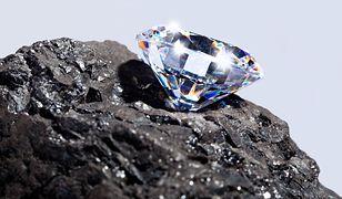Nieznany minerał znaleziony w diamencie