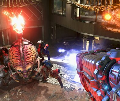 """""""Doom Eternal"""" to ukoronowanie gatunku klasycznych FPS-ów. Przynajmniej gdy strzelamy"""