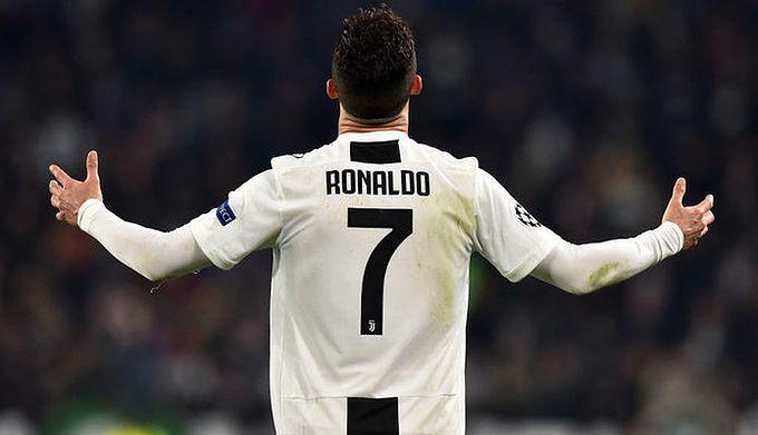3234567abaced Liga Mistrzów. Zła wiadomość dla Juventusu: Cristiano Ronaldo może ...