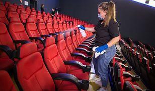 Sytuacja właścicieli kin na całym świecie jest dramatyczna