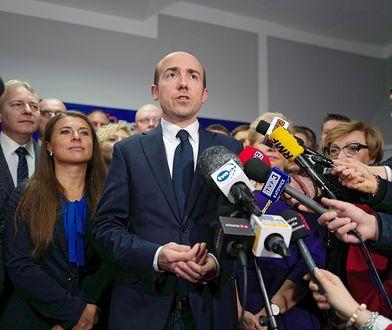 Borys Budka został nowym szefem Platformy Obywatelskiej
