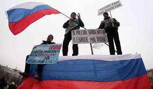Ukraina chce całkowicie zablokować Krym