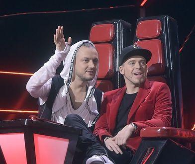 """""""The Voice of Poland"""": Tomson i Baron największymi przegranymi show?"""