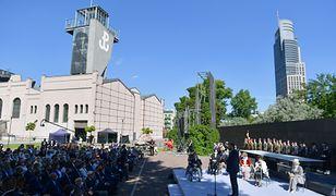 Wizerunek powstańca na antyfaszystowskim marszu. Rodzina żołnierza protestuje