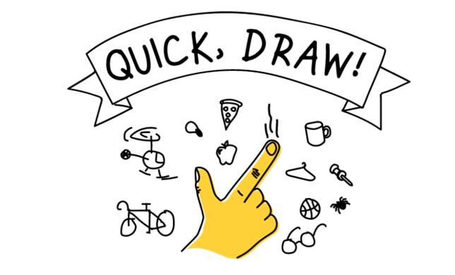 Google Quick Draw! - sztuczna inteligencja powie, co rysujesz