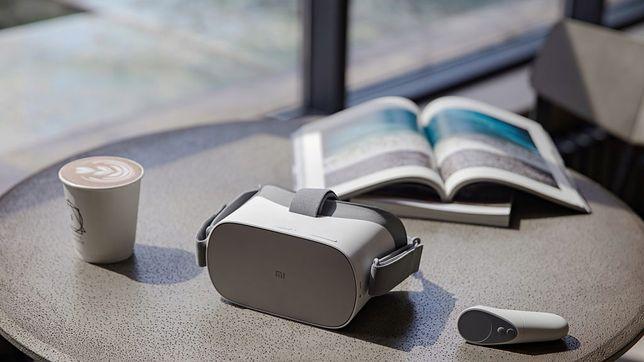 Gogle do wirtualnej rzeczywistości Xiaomi Mi VR.