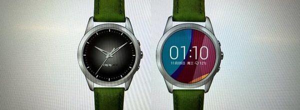 Oppo smartwatch naładuje się w... 5 minut